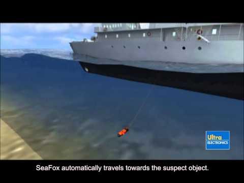 SeaFox Mine Disposal System