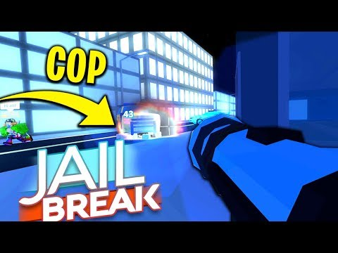 ROCKET LAUNCHER COP TRAP IN JAILBREAK