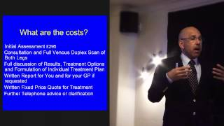 How Much Does Vein Surgery Cost