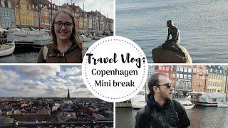 TRAVEL VLOG | COPENHAGEN MINI BREAK | THE RAMBLING STUDENT