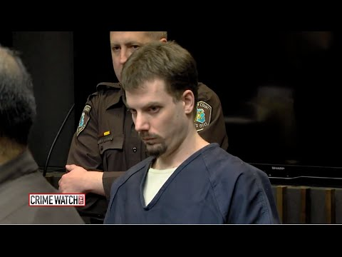 Fitness App Helps Track Michigan Teen's Killer - Pt. 2 - Crime Watch Daily