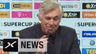 """Carlo Ancelotti: """"Bayern wird bereit sein!""""   Borussia Dortmund - FC Bayern München 4:5 n.E."""
