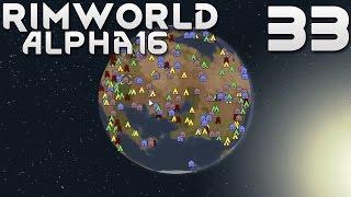 Прохождение RimWorld Alpha 16 EXTREME: #33 - ТОРГОВЫЙ КАРАВАН И ЗЛОЙ РЕНДИ!