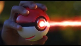 World's first real life PokeBall
