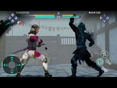 Shadow Fight 3 The Veteran Angel ! - 동영상