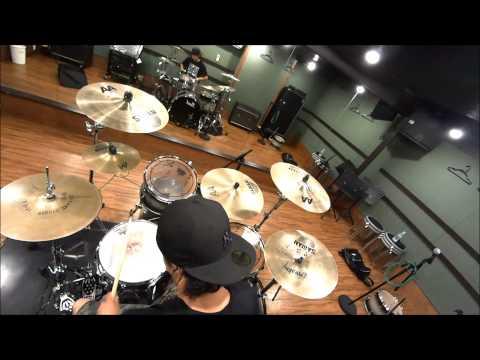 【WANIMA】いいから【Drum cover】