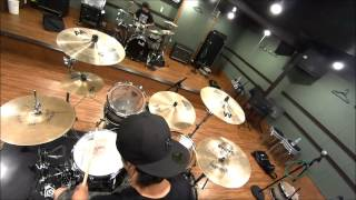 【WANIMA】いいから【Drum cover】 thumbnail
