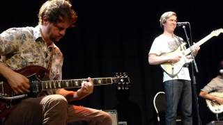 Bill Callahan - Rock Bottom Riser (Smog song) - live Freiheiz Munich 2014-02-16