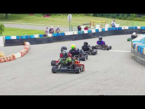 Kart Racing in Commercial Point Ohio