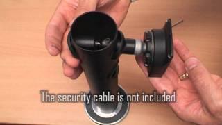Spacedec SD-POS-VBM and SD-POS-VBM-B2B installation video
