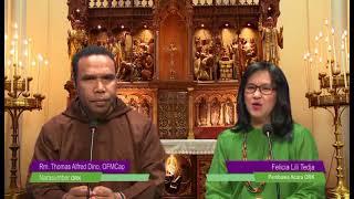 Zapętlaj OASE ROHANI KATOLIK (08 NOVEMBER 2017) bersama RM. THOMAS ALFRED DINO OFMCap | HidupTV