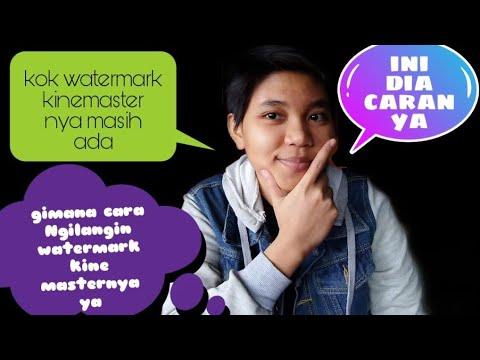 Tutorial Cara Mendownlod No Watermark Kinemaster Di Jamin Hilang