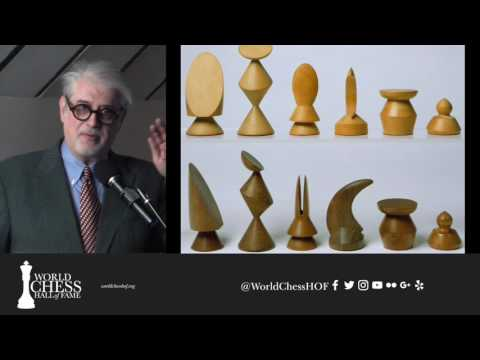 Discovering The Imagery of Chess featuring Larry List