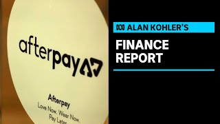 Afterpay shares surge after banking deal | Finance Report