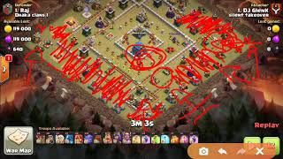 Clash Of Clans TH12 How To Funnel Troops Vs Ring Base, Safe 2 Star Strategy, CWL Season 7