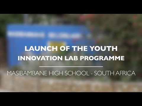 Launch of the Youth Innovation Lab Programme in South Africa