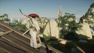 Ghost of Tsushima - The Iron Hook: Free the Straw Hat Prisoners 6/6 Moonlight Slayer Ronin (2020)