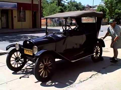 1915 metz touring car youtube. Black Bedroom Furniture Sets. Home Design Ideas