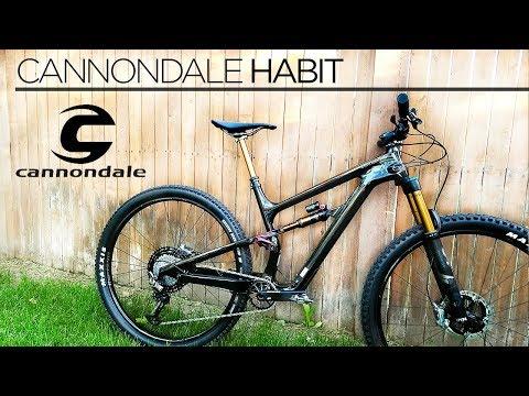 2019 Cannondale Habit Carbon 1 Test Ride & Review