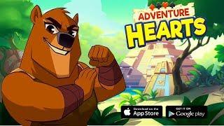 Adventure Hearts - Card Game Saga Android/iOS ᴴᴰ