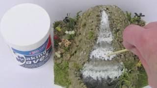 Deluxe Materials Model Railway Film