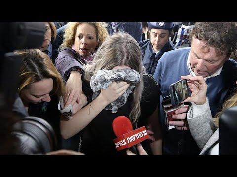 السجن مع إيقاف التنفيذ لبريطانية ادعت اغتصابها بواسطة إسرائيليين في قبرص…  - 09:59-2020 / 1 / 7