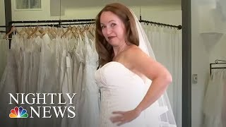 Utah Teacher's Charity Wedding Registry Goes Viral   NBC Nightly News