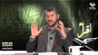 İlk Muhataplar Kur'an'a Nasıl İman Ettiler? | Muhammed Emin Yıldırım (3. Ders)