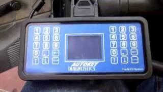 Forma de conectar el AUTOKEY MVP escaner de llaves automotrices.