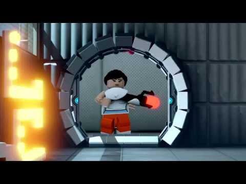 Tráiler Oficial LEGO Dimensions: Portal 2