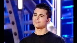 Pop Idol - Darius Danesh - It's Not Unusual/Whole Again - series 1 part 2 of 4 - 26th January 2002