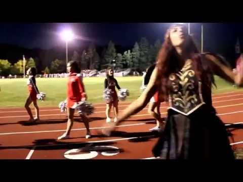 Fitchburg High School Senior Football Video 2015