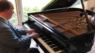 On a Clear Day (You Can See Forever) by Burton Lane – Improvised by pianist Charles Manning