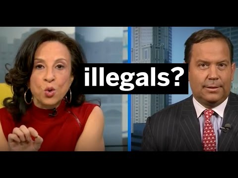 Maria Hinojosa quotes Elie Wiesel and explains why no human being is illegal