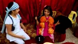 فيلم قصير تمثيل بنات صغار