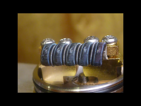Cleaning coils