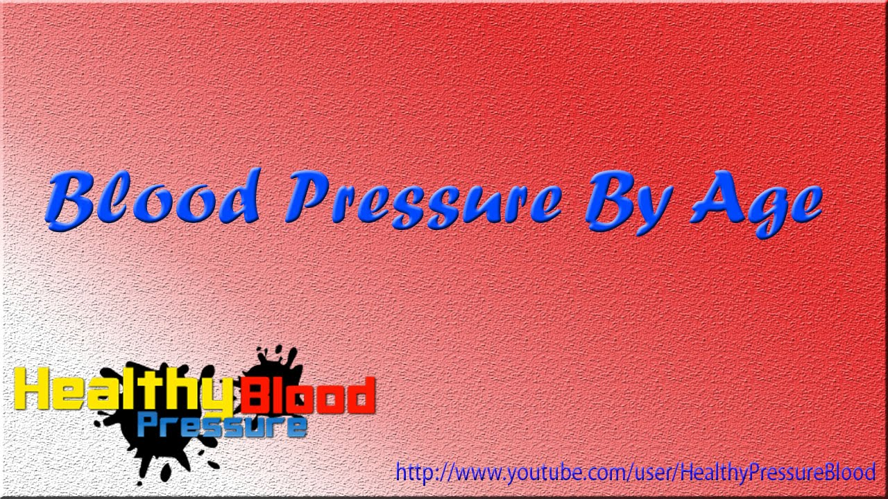 Blood pressure by age youtube nvjuhfo Image collections