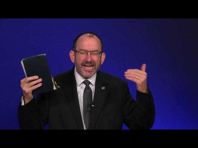 Mateo capítulo 1 - parte 2 - Dr. Baruch Korman