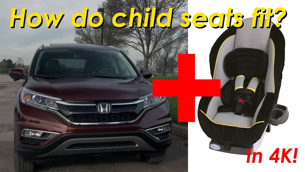 2015 honda cr v child seat review in 4k youtube. Black Bedroom Furniture Sets. Home Design Ideas