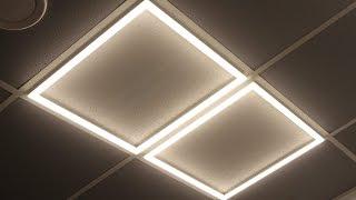 видео Как выбрать офисный светильник?
