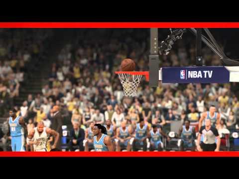NBA 2K14 Momentous Extended trailer
