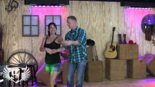 Country Dancing - 2-Step Moves, Patterns, Spins, Turns, Steps, Tricks, & Dips