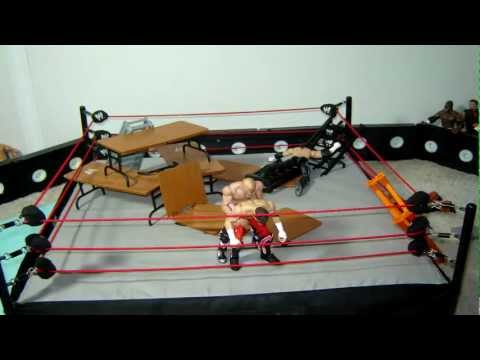 LKS (wwe) Stopmotion & Test #12 [[Sound Effects Edition]]
