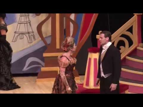 The Merry Widow Opera Act 1