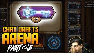 Chat Drafts Arena & Nefarian Returns Tavern Brawl | Kobolds & Catacombs | Hearthstone