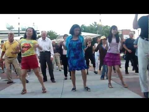 5 танец мамба
