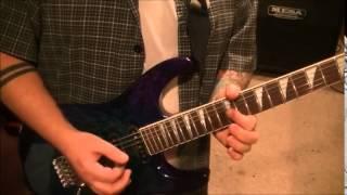 Eric Clapton - Miss You - CVT Guitar Lesson(part 1)