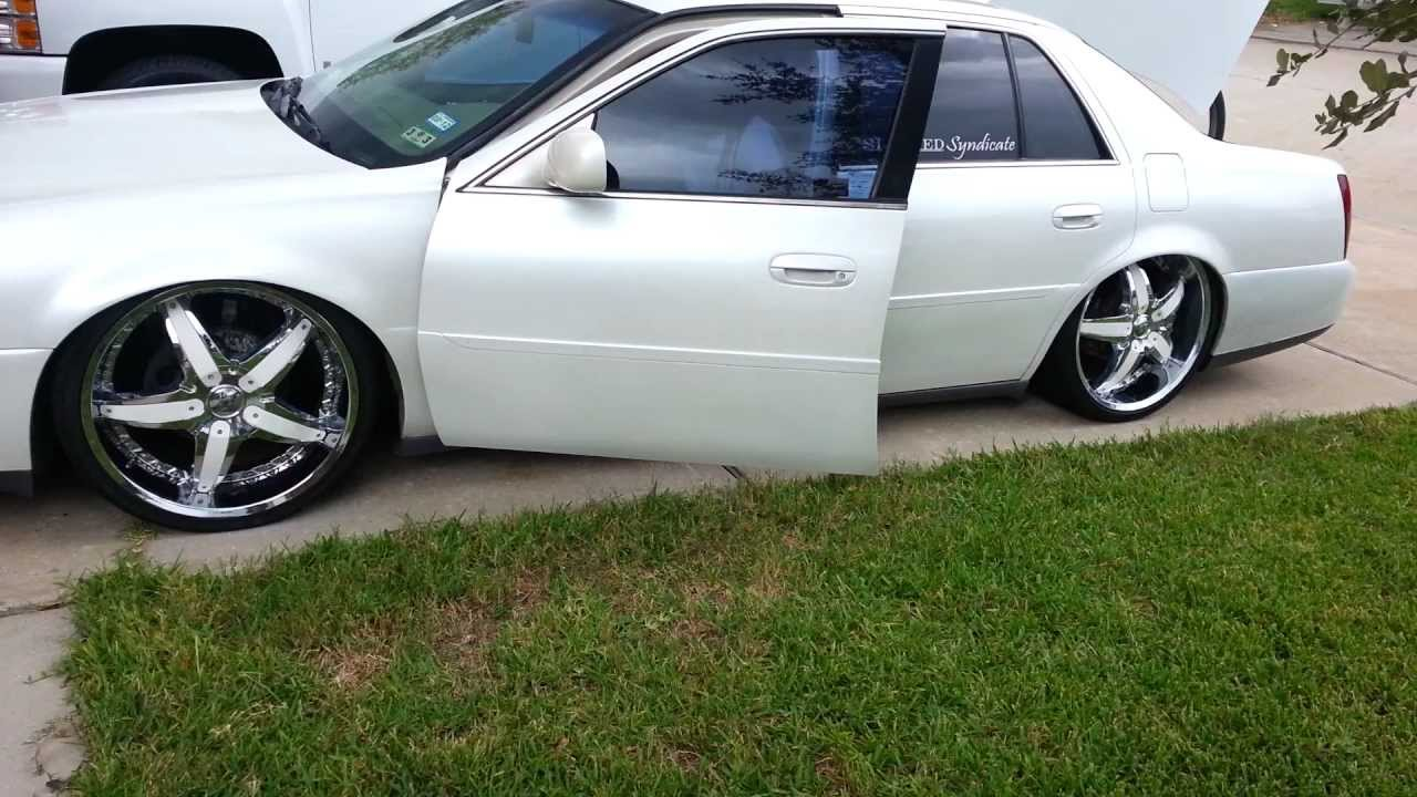 Bagged Deville Youtube