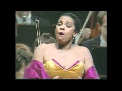 "Kathleen Battle sings ""O mio babbino caro"" from Puccini's Gianni Schicchi"