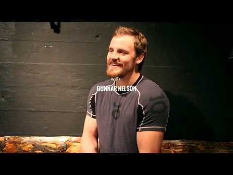Getting to know Gunnar Nelson with FightstorePro.com